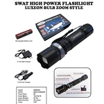 Clairvoyance Tactical Police Flashlights