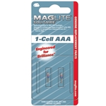 MagLite Solitaire Replacement Bulbs-2pk