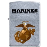 852901 Zippo Marines-The Few. The Proud.