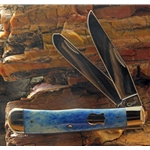 Blue Cloud Smooth Bone Trapper SFO 47780
