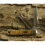 Curly Oak Trapper SFO 32840 Engravable