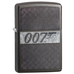 Zippo 007-James Bond Iced Lasered 29564
