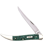 Green Sparkle Kirinite Medium Texas Toothpick 32583