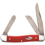 American Workman Red Synthetic Medium Stockman 13454
