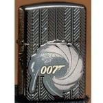 Zippo 007-James Bond Deep Carve Eye 29861