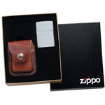 Zippo Gift Box for Lighter & Pouch