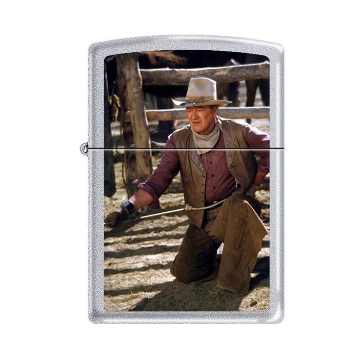 Zippo John Wayne The Cowboys 15419
