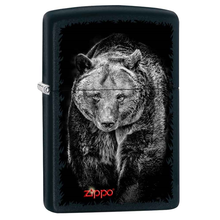 Zippo Bear