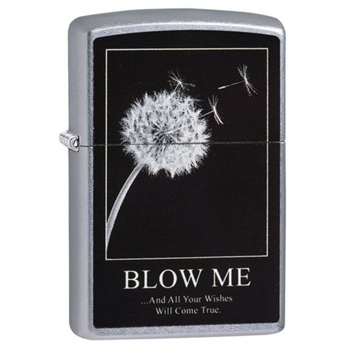Zippo Blow Me Wishes 29621